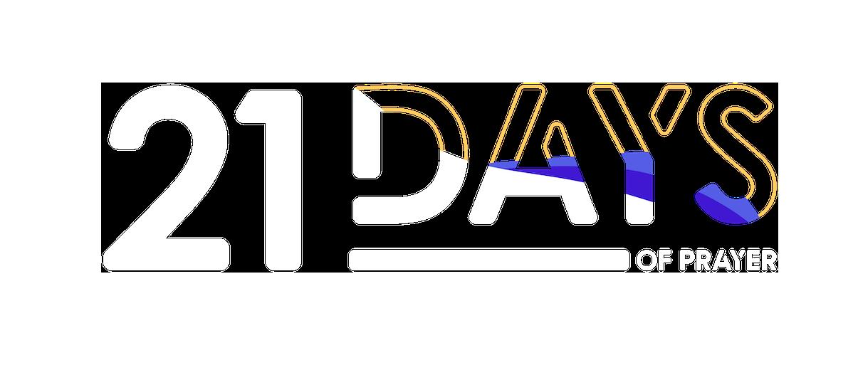 21 Days of Prayer Logo